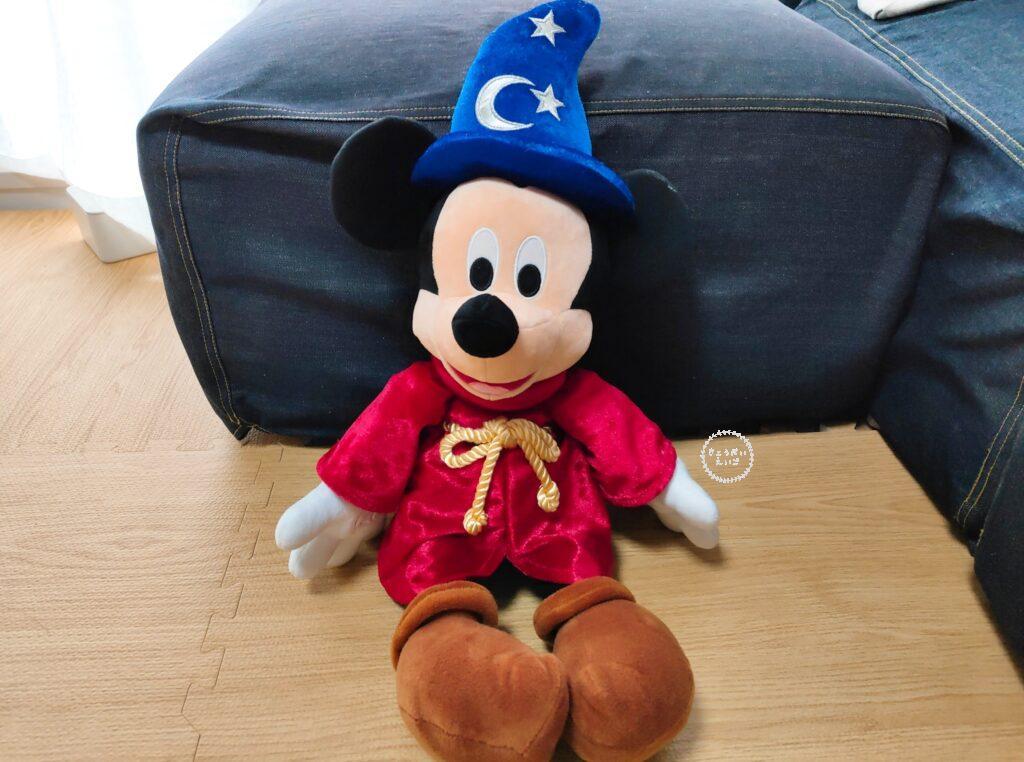 mickey the majician
